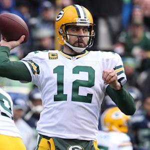 NFL Media's Nate Burleson predicts Green Bay Packers quarterback Aaron Rodgers will land sixth on the top 10 of the 'Top 100 Players of 2015'
