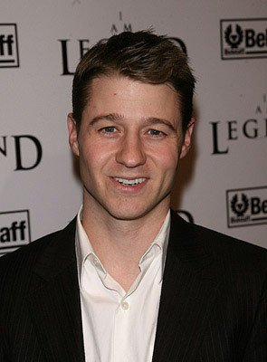 Benjamin McKenzie at the New York City premiere of Warner Bros. Pictures' I Am Legend