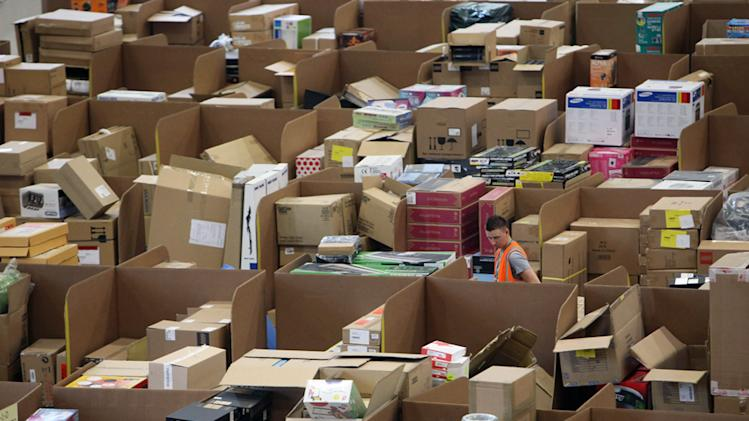 Amazon workers demand company addresses 'demeaning' staff conditions
