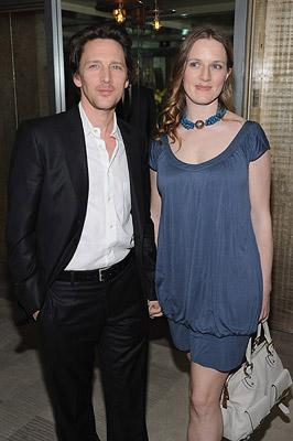 Andrew McCarthy and guest at the New York premiere of Magnolia Pictures' The Life Before Her Eyes