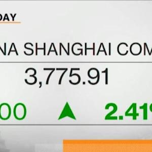 China Tries to Boost Stocks