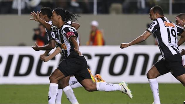 South American Football - Atletico Mineiro reach first Libertadores final