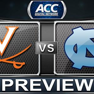 Virginia vs North Carolina Preview