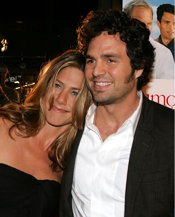 Jennifer Aniston Mark Ruffalo 2005