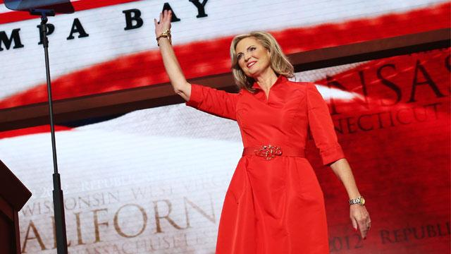 Ann Romney on Mitt & Their 'Storybook Marriage'