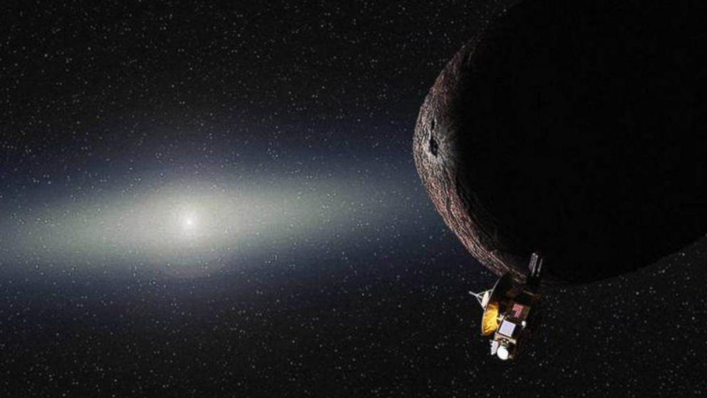 New Horizons Probe Gets Its Next Flyby Target After Pluto