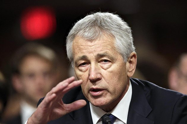 Senate GOP blocks Hagel vote—for now