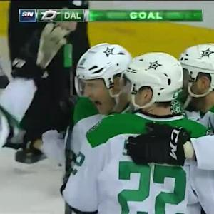 Shawn Horcoff Goal on Ben Scrivens (06:36/1st)