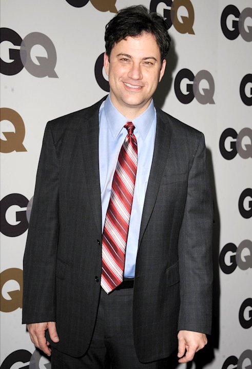 Jimmy Kimmel GQ Menof The Year Party