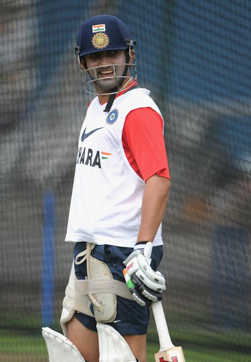 England And India Nets Session