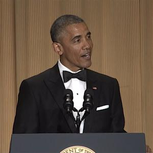 Obama Burns His Critics