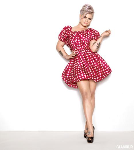 "Kelly Osbourne: I Call Myself a ""Former Fat Person"""