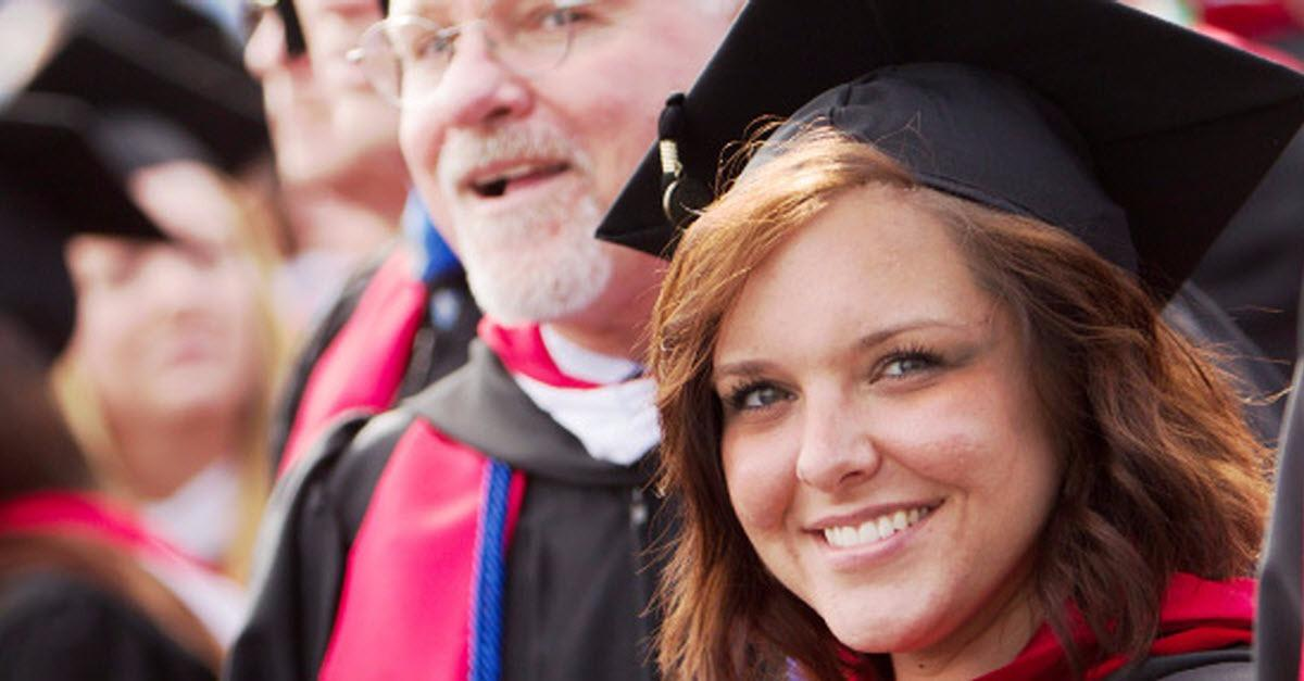Get Your Bachelor's At Liberty University Online!