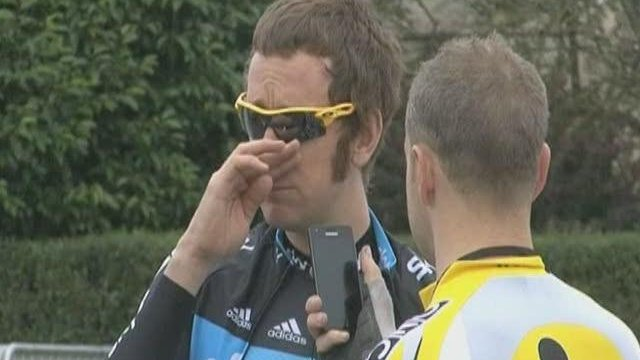 Sick Wiggins abandons Giro bid