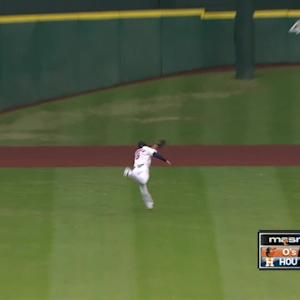 Flaherty's two-run triple