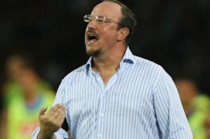 Benitez wants another striker at Napoli