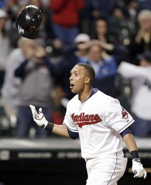 Brantley's homer in 10th beats Tigers 5-4