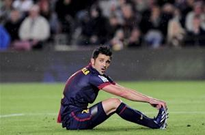 We will speak to Barcelona first if we want David Villa, says Atletico president