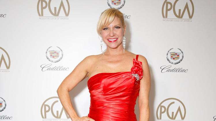 Rachel Klein during the cocktail reception at the 24th Annual Producers Guild (PGA) Awards at the Beverly Hilton Hotel on Saturday Jan. 26, 2013, in Beverly Hills, Calif. (Photo by Todd Williamson/Invision for The Producers Guild/AP Images)