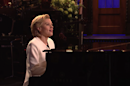 Kate McKinnon as Hillary Clinton sings 'Hallelujah' in emotional 'SNL' open