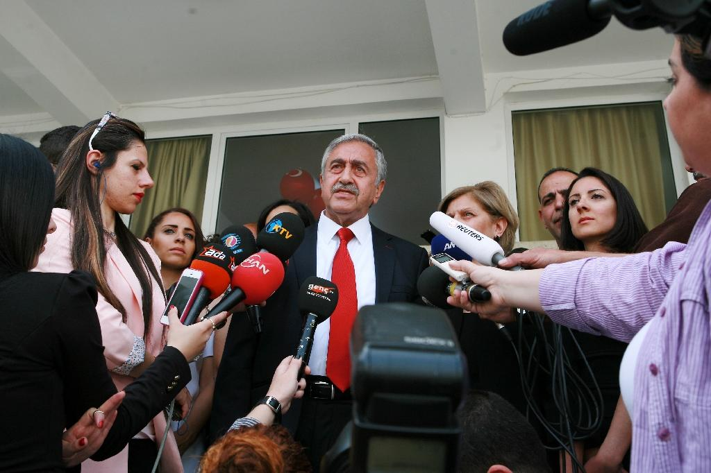 Mustafa Akinci: new Turkish Cypriot leader seen as dove