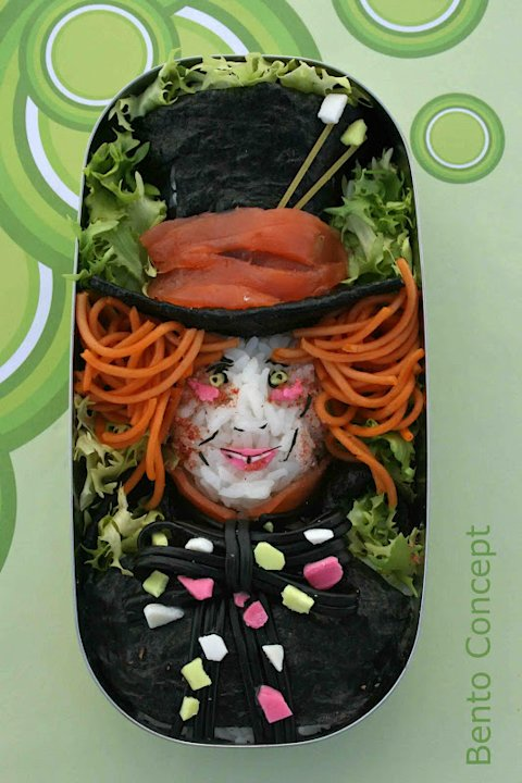 Johnny Depp - Mad Hatter