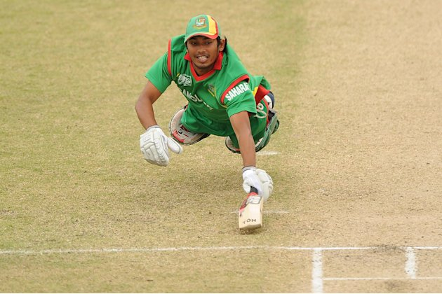 ICC U19 Cricket World Cup 2012 - Semi Final: Bangladesh v England