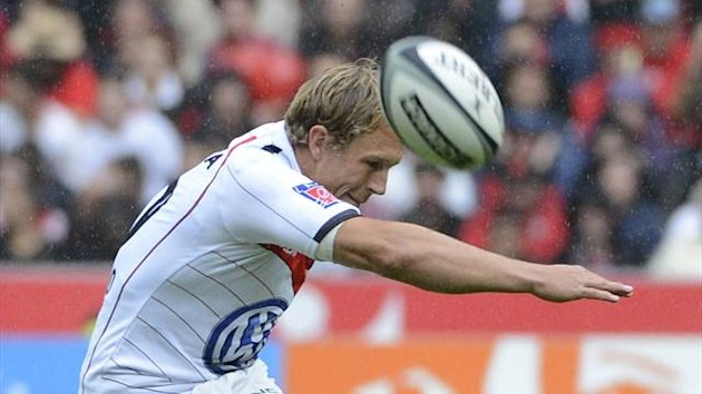 Jonny Wilkinson inspired Toulon's defeat of Saracens in the Heineken Cup (Reuters)