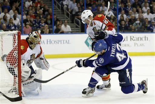 Stamkos nets 4th goal, Lightning beat Panthers 5-2