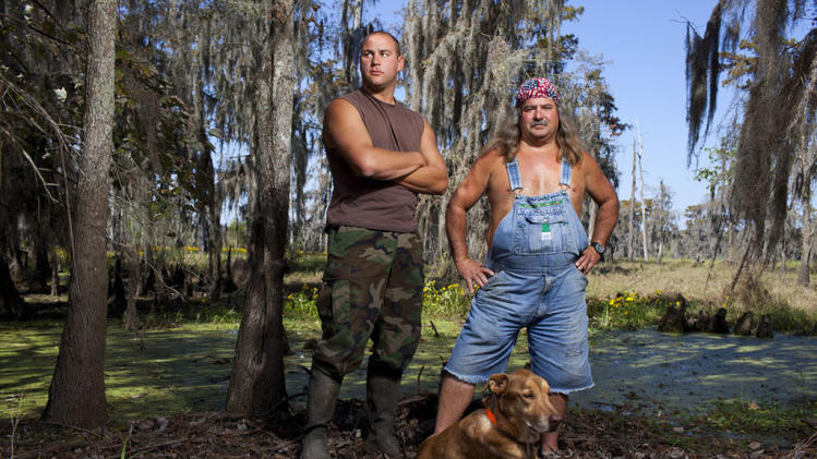 """Swamp People"""
