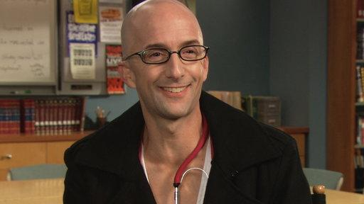 Season 4 Premiere: Jim Rash