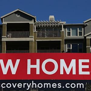 New Home Sales Fall to 4-Month Low, and More
