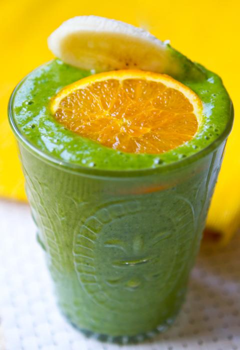 Sunshine Green Smoothie