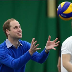 Prince William Pulls A Kate Middleton