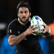 The Brumbies suffered defeat to the Blues as Piri Weepu scored 12 points