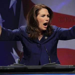 Michele Bachmann Thinks Obama Is Causing The Apocalypse
