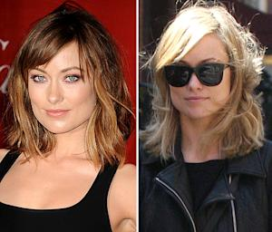 Olivia Wilde Goes Blonde Again!