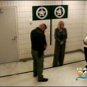 Video Shows Hours After Broward Judge Was Arrested