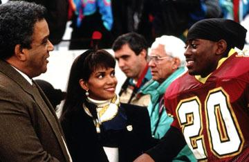 Al Wiggins , Halle Berry and Omar Epps in Touchstone Pictures' The Program