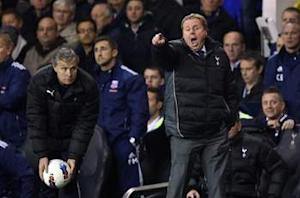 QPR appoints Harry Redknapp as manager