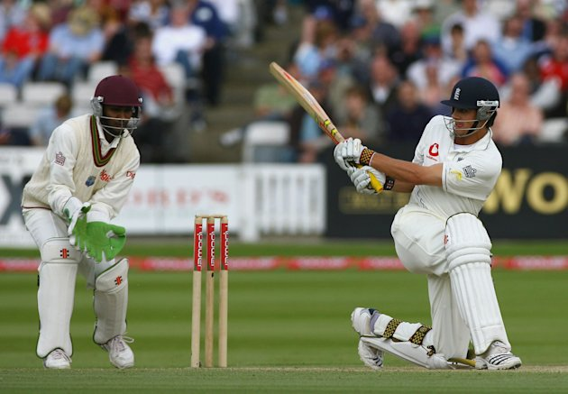 1st Test: England v West Indies