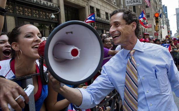 So, Could Anthony Weiner Actually Be the Next Mayor of New York?