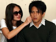 Perpisahan paling mengejut: Ariel & Luna Maya