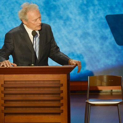 Clint Eastwood's Invisible Chair