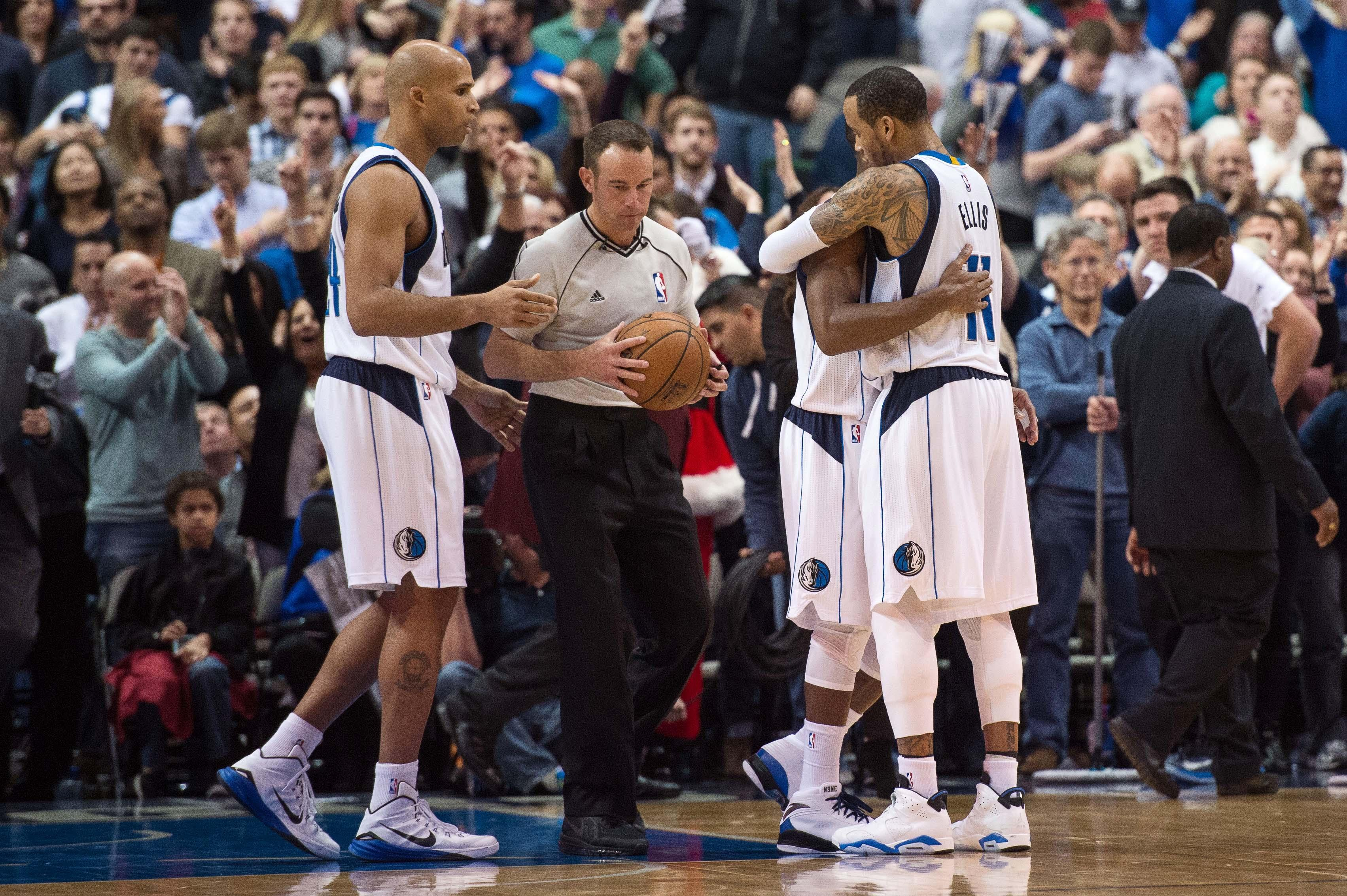 Monta Ellis doesn't think Rajon Rondo is the problem with the Mavericks