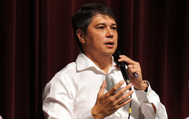 Michael Palmer has resigned as Speaker and Member of Parliament for Punggol East SMC over his relationship with a member of staff at PA. (Yahoo! file photo)