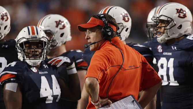 Auburn rises to set up top-five Iron Bowl matchup