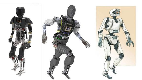 'Robot Olympics': 17 Cyborg Athletes to Vie for Glory in DARPA Challenge