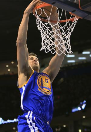 Bogut, Lee starting for Warriors vs. Timberwolves