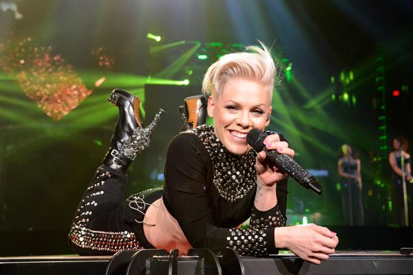 Pink Fan Arrested After 'Bomb' Tweet